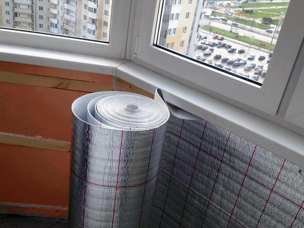 каким утеплителем лучше утеплять балкон