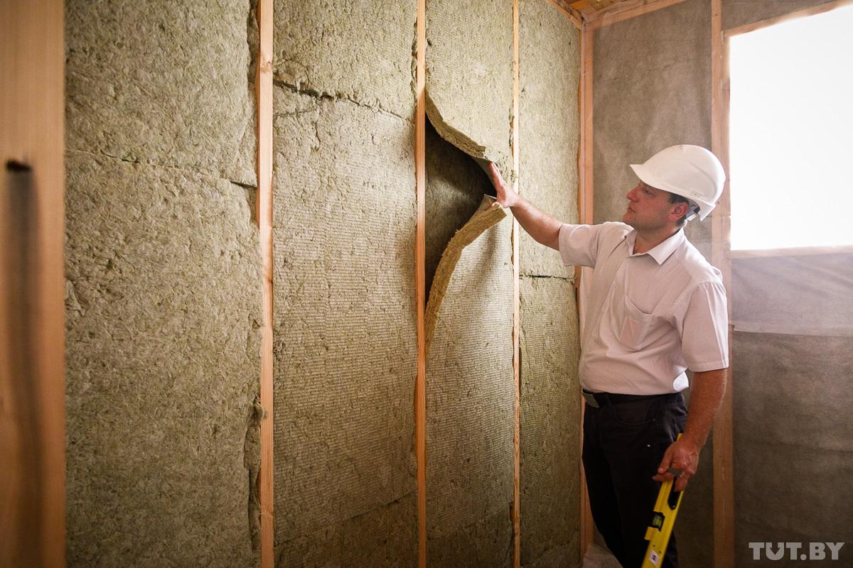 недорогой утеплитель для стен