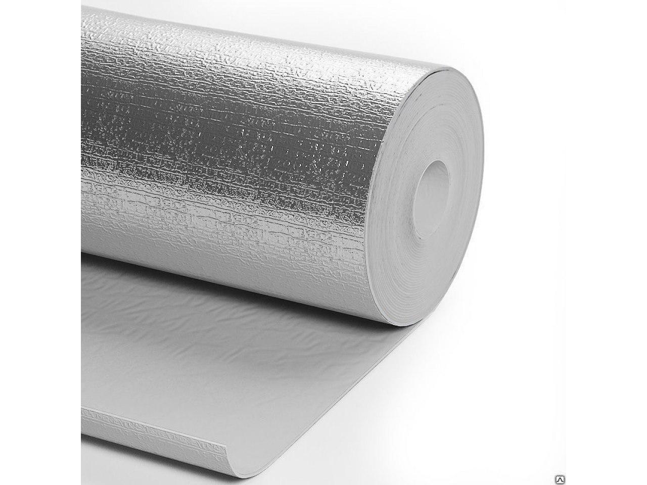 рулонные теплоизоляционные материалы