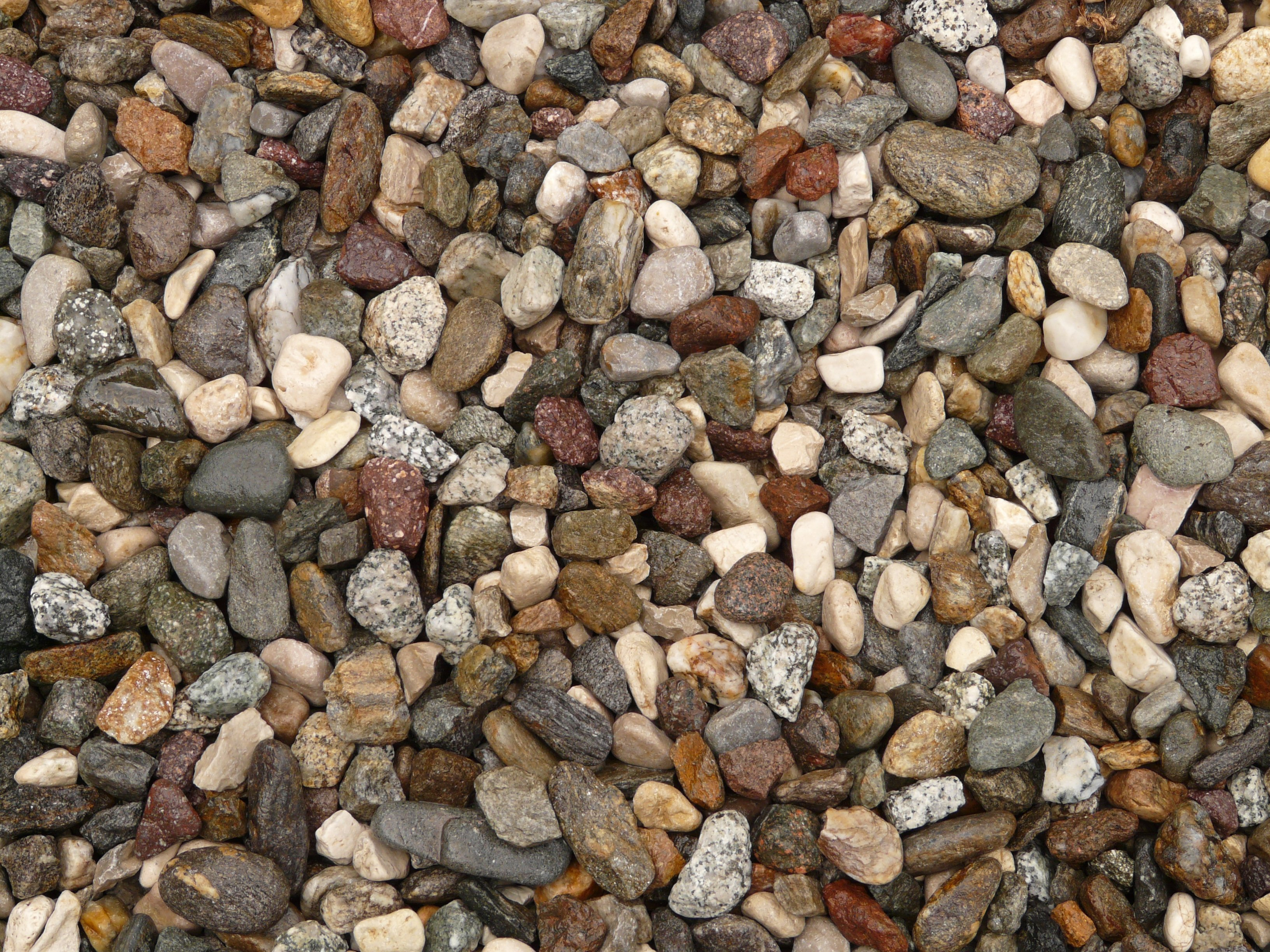 щебень фото камня